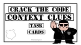 Context Clue Task Cards