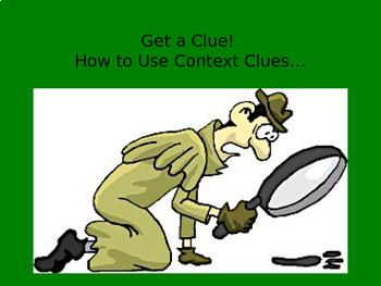 Context Clue Teach and Reach Bundle