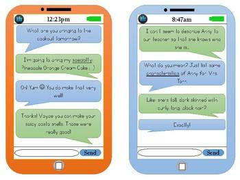 Context Clue Text Messages #1