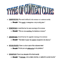 Context Clues 1
