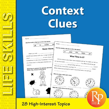 Context Clues (Grades 2-3)