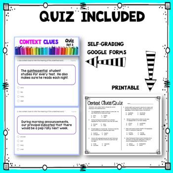Context Clues Set 3