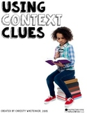 Using Context Clues Activities to Practice & Review