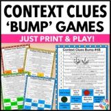 Context Clues Activities: 12 Context Clues Games