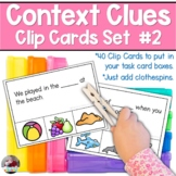 Context Clues- Version 2 Store Best Selling Activity