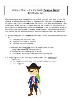 Context Clues, 3rd grade