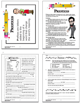 Context Clues Activities + THREE Complete Lessons and FULL COLOR Posters