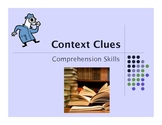 Context Clues: An Introductory Powerpoint Lesson for the U