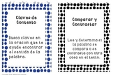 Context Clues Anchor Chart and Journal Page in Spanish