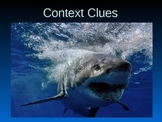 Context Clues Are Like Sharks
