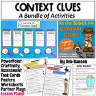 Context Clues Bundle of Activities