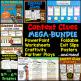Context Clues Bundle of Activities (4th, 5th, and 6th) wit