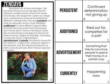 Context Clues Center Practice