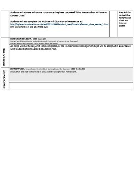 Context Clues College Ready Lesson Plan
