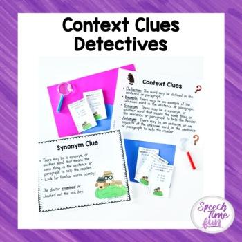 Context Clues Detectives