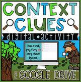 Context Clues Digital Activity for Google Drive™