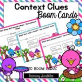 Context Clues Digital Boom Task Cards