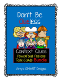 Context Clues: Don't Be Clueless Bundle