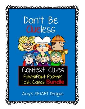 Context Clues: Don't Be Clueless Bundle