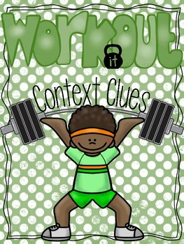 Context Clues Exercise Stations