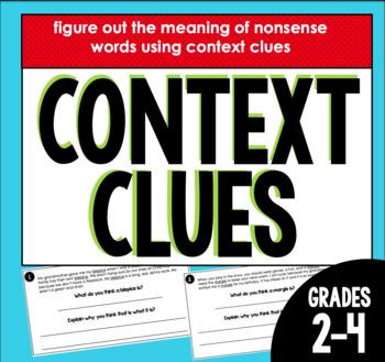 Context Clues FREEBIE!