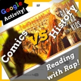 Google Forms Reading Context Clues Passage Questions Using