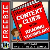 """Context Clues """"Try Before You Buy"""" Sample"""