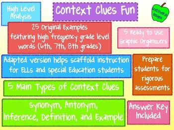 Context Clues Fun!
