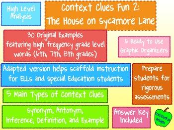 Context Clues Fun 2!