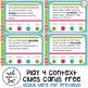 Context Clues Game #1 ~ Boom Cards 40 questions, grades 2-4