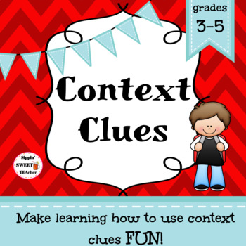 Context Clues Game/Sort Pack