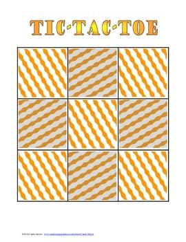 Context Clues Game: Tic Tac Toe (Elementary Grades)