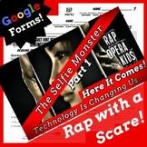 Context Clues Google Forms Reading Activity Using Rap Song