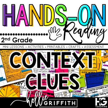 Context Clues {Hands-on Reading}