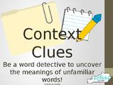Context Clues Interactive!
