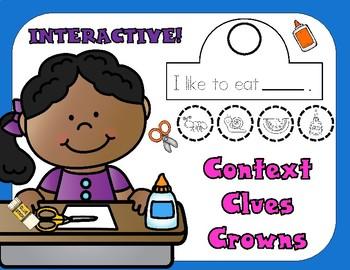 Context Clues:  Interactive Crowns