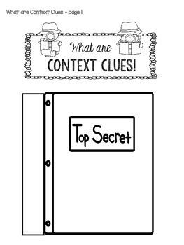 Context Clues - Interactive Notebook