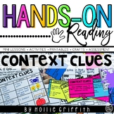 Context Clues L.1.4.a {Hands-on Reading}