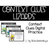 Context Clues Lizards: An Interactive Activity