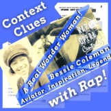 Context Clues Nonfiction Passage Questions Using Bessie Co