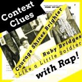 Context Clues Nonfiction Passage Questions Using Ruby Brid