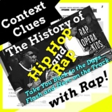 Context Clues Nonfiction Passage with Questions Using Hip
