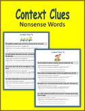 Context Clues (Nonsense Words)