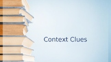 Context Clues PPT with Guided Notes