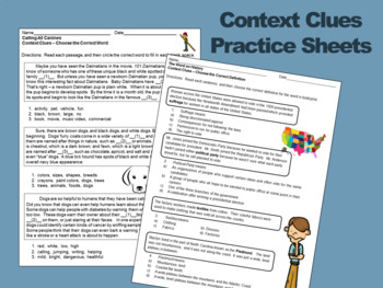 Context Clues Bundle