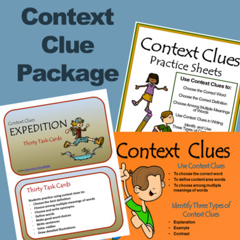 Context Clues Package