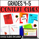 Context Clues Activities with Google Slides™ for Digital Distance Learning