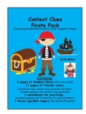Context Clues Pirate Pack
