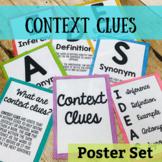 Context Clues Poster Set