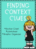 Context Clues Poster and Worksheet